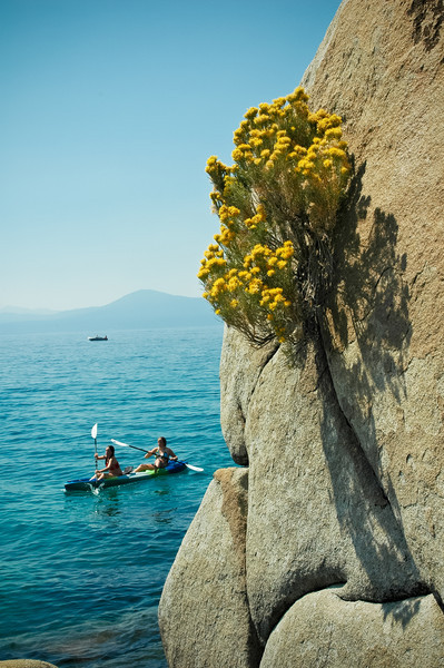 Lake Tahoe Fun
