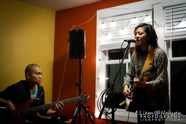 2012.10.08 | Joy Ike, Amanda Lee