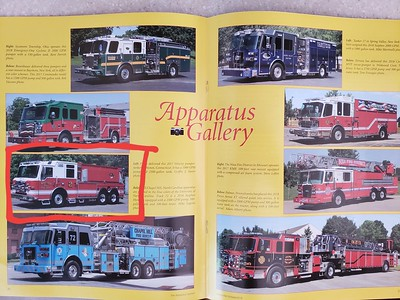 CFPA Members in Fire Apparatus Journal Magazine 2018