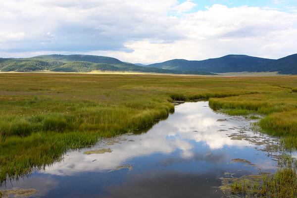 Valles Caldera National Preserve - New Mexico