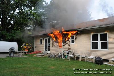 Warren Glen Fire