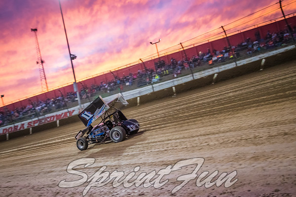 2018 4 Crown Nationals - All-Star Sprints