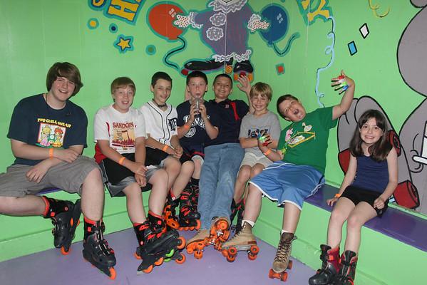 Tyler's 12th Birthday Party