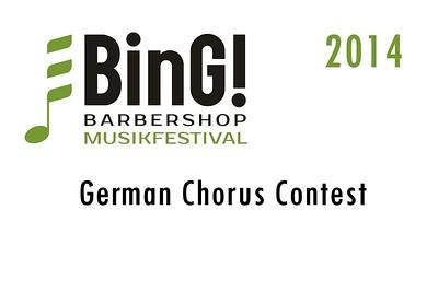 2014-0308 BinG! -Chorus Contest