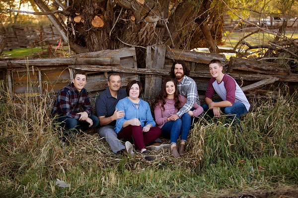 Vance Family - 2018