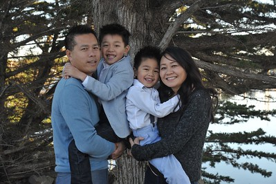 The Lim Family 2016