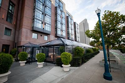 Hotel Vitale Tent