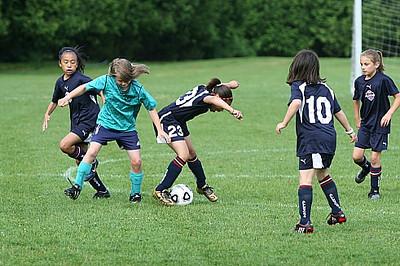 U10 Girls Capital AlleyCats I vs Iroquois SC