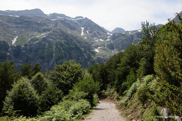 Pyrenæerne - Sommerferie 2013