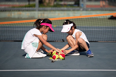 Hong Kong Tennis Association and TTI pilot Scheme Hong Kong