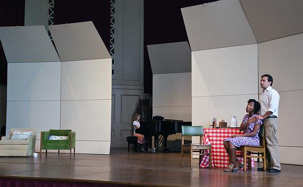 UNC Opera Rehearsal