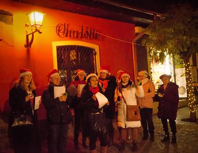 2015 Carols in Szentendre
