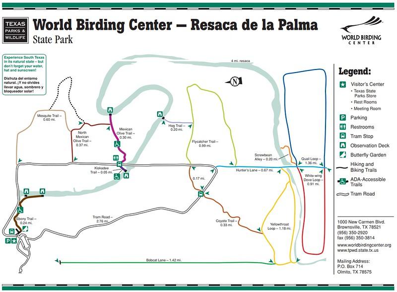 Resaca de la Palma State Park (Trails)