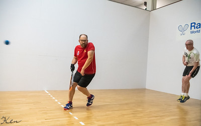 2019-09-06 ERF Men's Age Singles - 40+ Semis Ken Cottrell (IRE) over Mike Mesecke (GER)