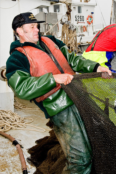 Rodney Trecartin,Lobster Fishermen,Diver.