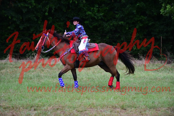 Ladonia Rodeo Saturday 070916