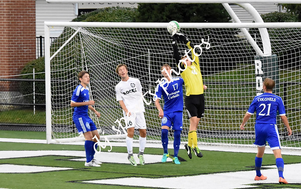 Varsity Trinity Boys Soccer vs Covington Catholic