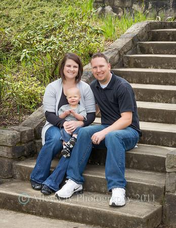 Stenlund Family