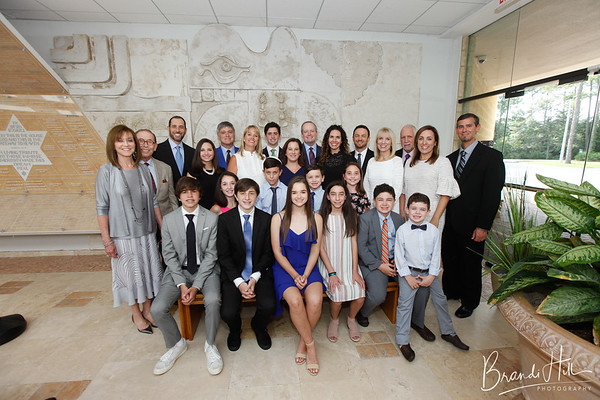Extended Family Portraits, Jacksonville Jewish Center