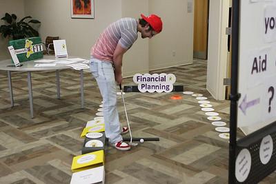 Putt Putt Golf Fundraiser