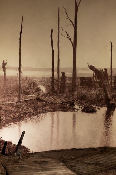 No Man's Land, World War I