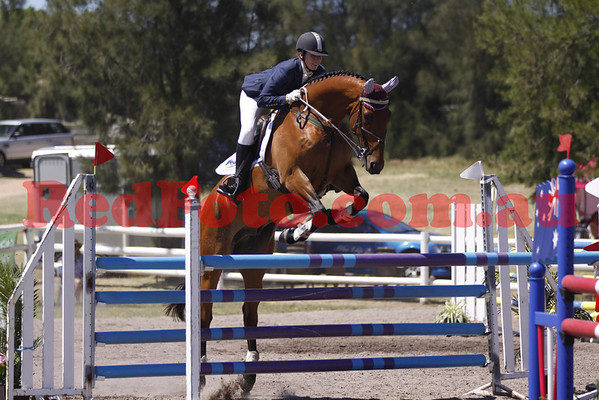 Swan River Horse Trials Brookleigh CIC ShowJumping 2 Star