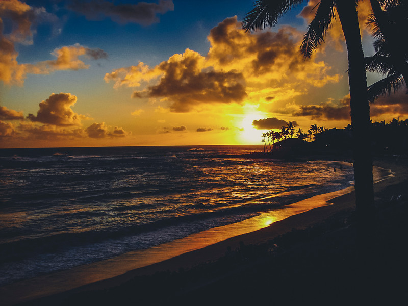 Hawaii Sunset-1.JPG