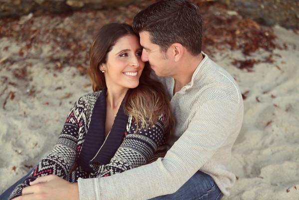 Vanessa + Jason | Laguna Beach Engagement