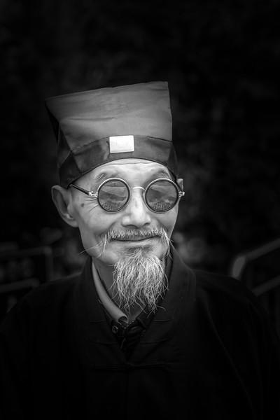 Taoist Monk