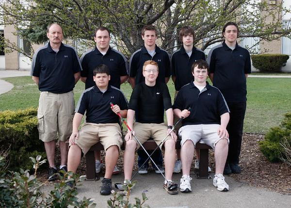 SN Boys Golf 2009