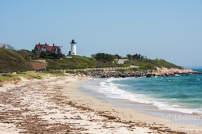 Rhode Island and Massachusetts Coastline