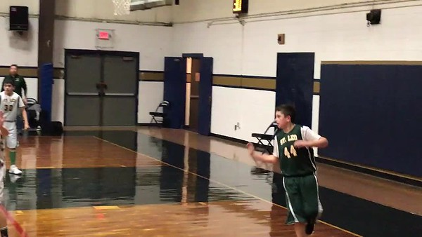 Andrew basketball 2018/19