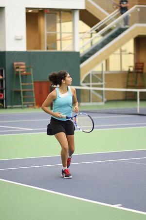 Girls Varsity Tennis vs Eastview - Sections