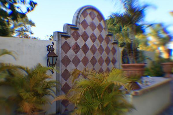 Casa Mariachi Lensbaby