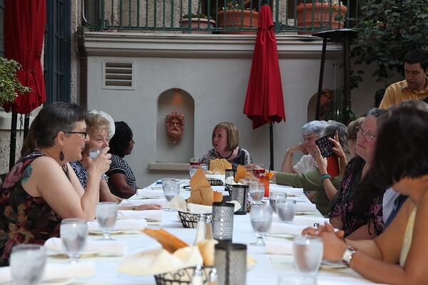 Ann VA Retirement Dinner 2013