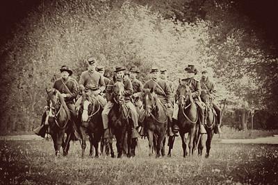 PA-Bucks-Civil War Reenactment