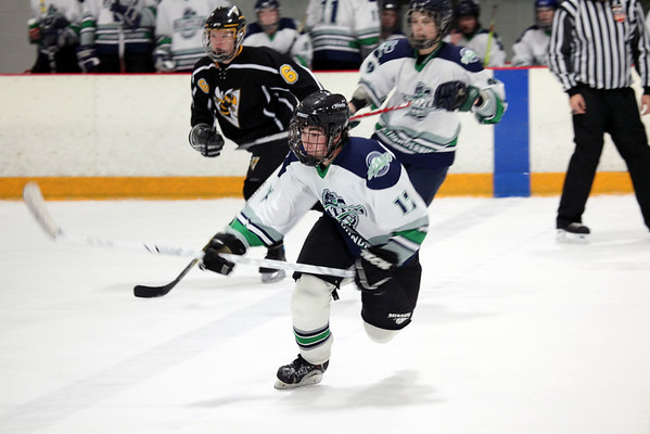 Exhibition vs WHS Hornets @ Kingsgate Arena - Nov 15 2009