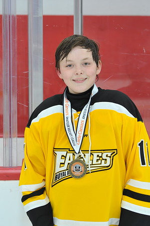 Bantam A Smythe - Royal Oak Eagles