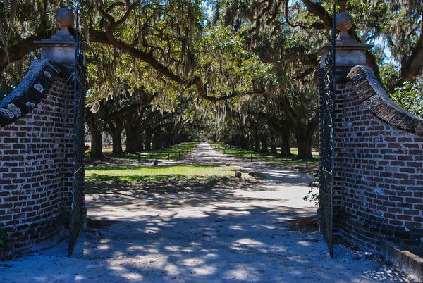 Boone Hall Plantation, Mount Pleasant SC