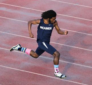 Sprints and hurdles