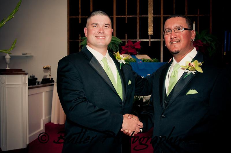 Sarah + Kyle's Wedding - 2010