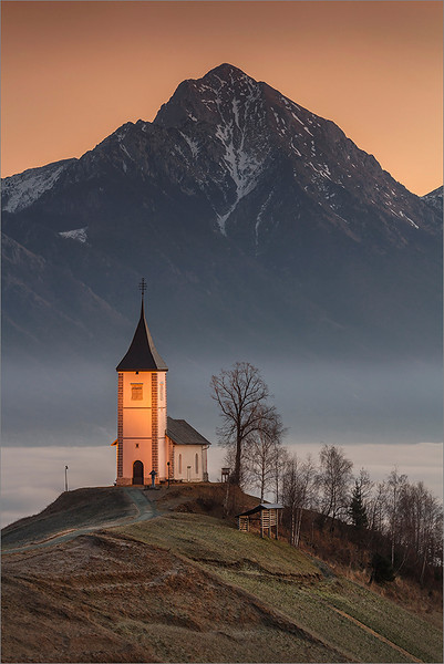 Jamnik, St. Primus church
