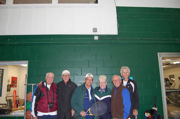 Tennis: October 13, 2009