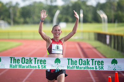Oak Tree Half (2018)