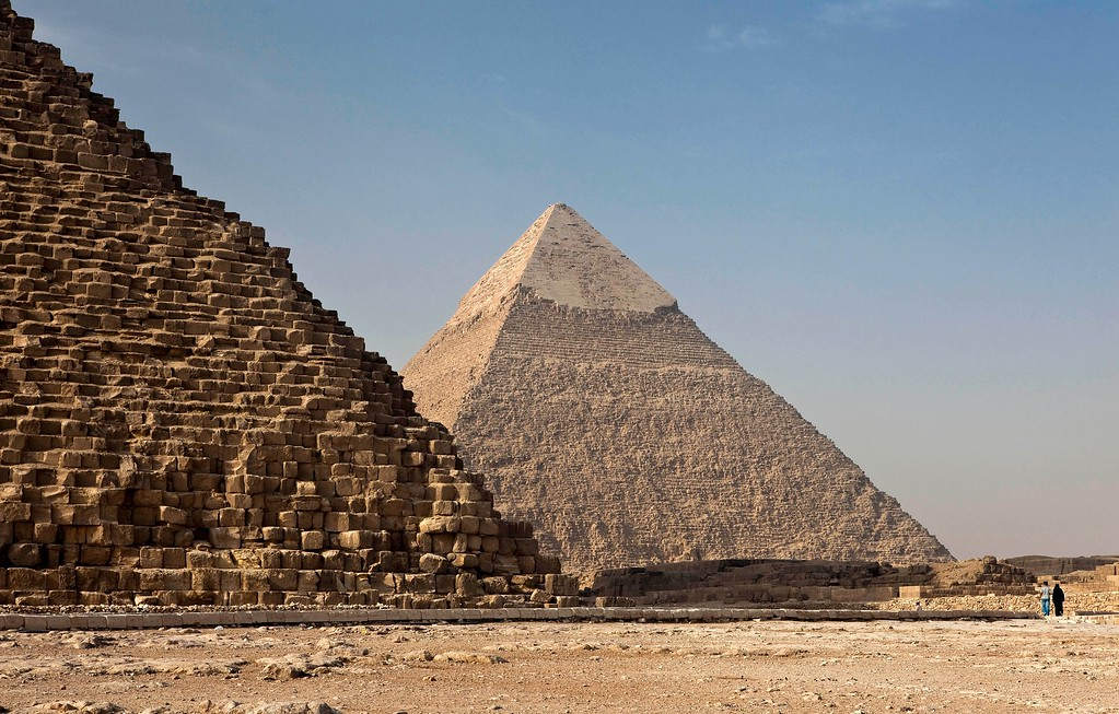 15 Amazing Travel Destinations To See Before You Die - Pyramids of Giza