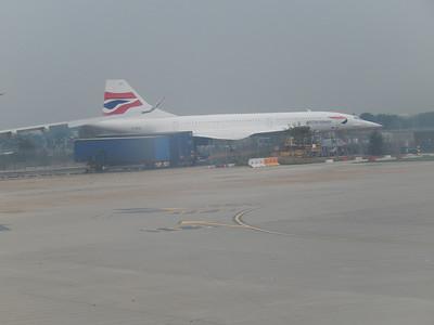 London Heathrow : 1st October 2013