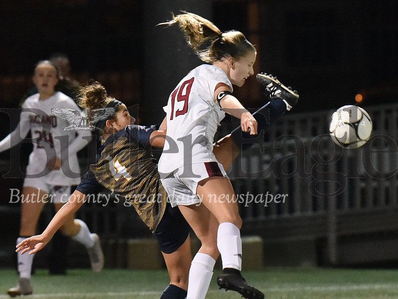 Mars vs Oakland Catholic WPIAL Class 3A Girls soccer finals at Highmark Stadium in Pittsburgh