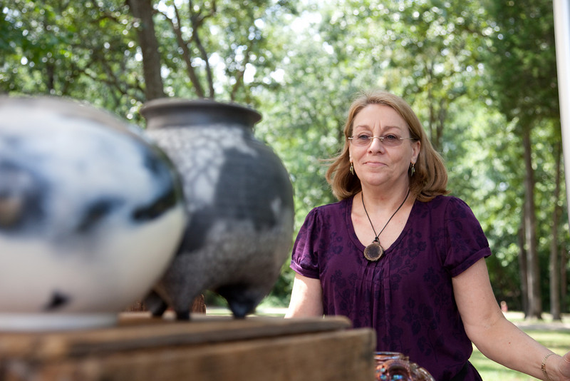 Sylvia Coppola - Duck Creek Pottery - http://www.duckcreekpottery.com