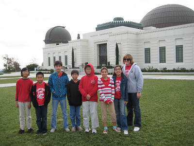 20090120 Griffith Park Observatory Field Trip
