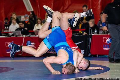 Best of Cadet Freestyle Finals - 2021 - UWW Cadet & U15 Nationals - 4/25/21